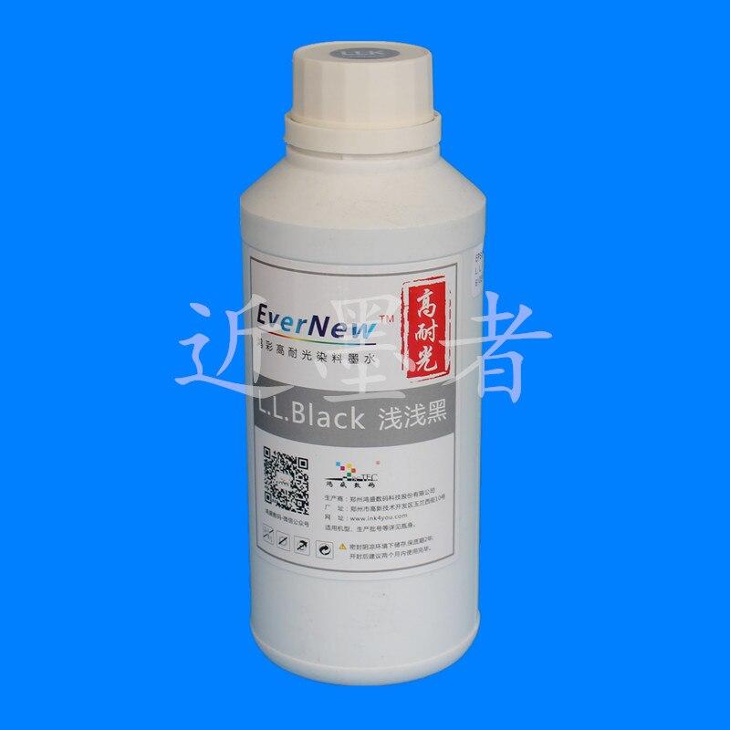 500 мл универсальная совместимая L. L. черная краска для картриджа комплект для EPSON 7908 7910 9908 9910 принтер Высокая светостойкость ультрафиолетова