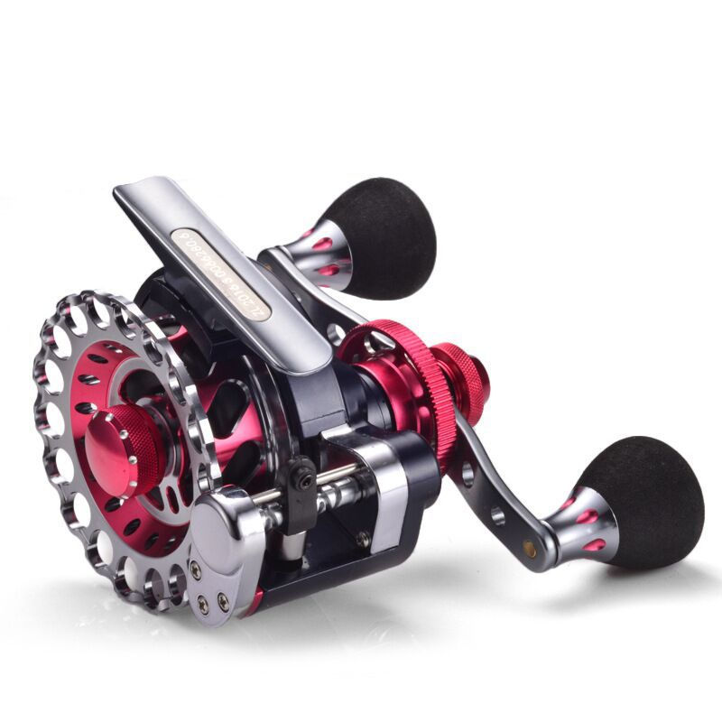 YUYU Metal Automatic cable Fly Fishing Reel Ice Ratio 2 6 1 Trolling Reels 6 1BB