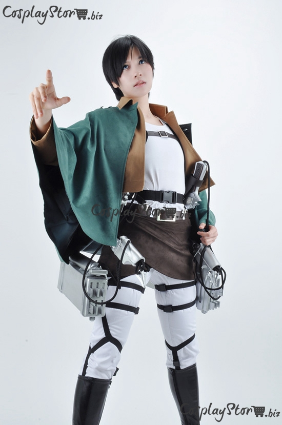 Deluxe Attack on Titan Cosplay Eren Jaeger Cosplay The ...