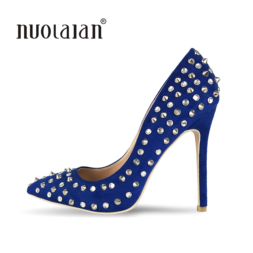 Brand Shoes Woman High Heels Pumps River High Heels 12CM Women Shoes High Heels Wedding Shoes Pumps Blue Shoes Heels brand women shoes high heels 12cm sexy pumps shoes for women patent leather high heels wedding shoes woman high heel b 0054