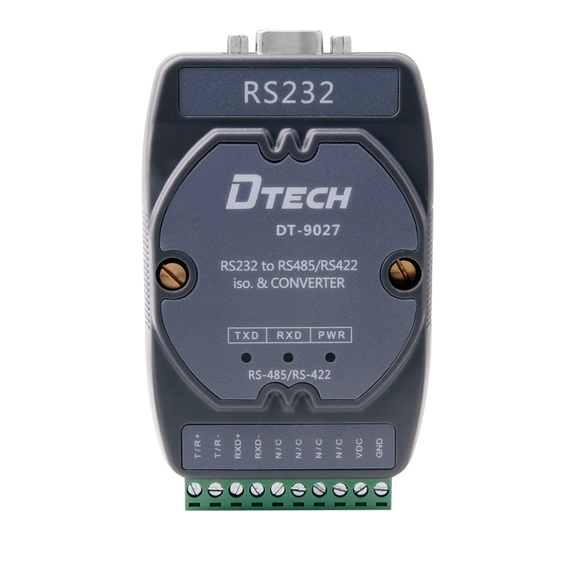ФОТО 232 to 485 converter industrial grade 232 to 422 converter lightning protection voltage DT-9027