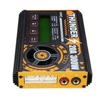 Hota Thunder 300W 20A Dc Balans Lader Ontlader Voor Lipo Nicd Pb Batterij