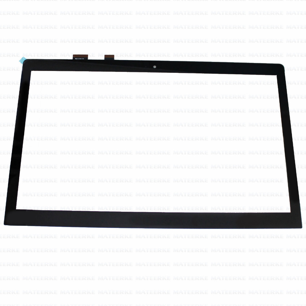 New 15.6 For ASUS VivoBook S500 S500C S500X S500CA Outter Digitizer TCP15F81 V1.0 Touch Screen Glass Lens Repair Parts монитор 15 6 asus vt168h touch 90lm02g1 b02170