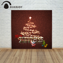 backdrop christmas backgrounds new year noel fireworks bokeh tree xmas photocall vintage fond child baby