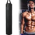 Vacío boxeo bolsa 100 cm/115 cm/162 cm/178 cm de formación Fitness Saco de Pancada Boxeo gancho colgante De MMA De arena