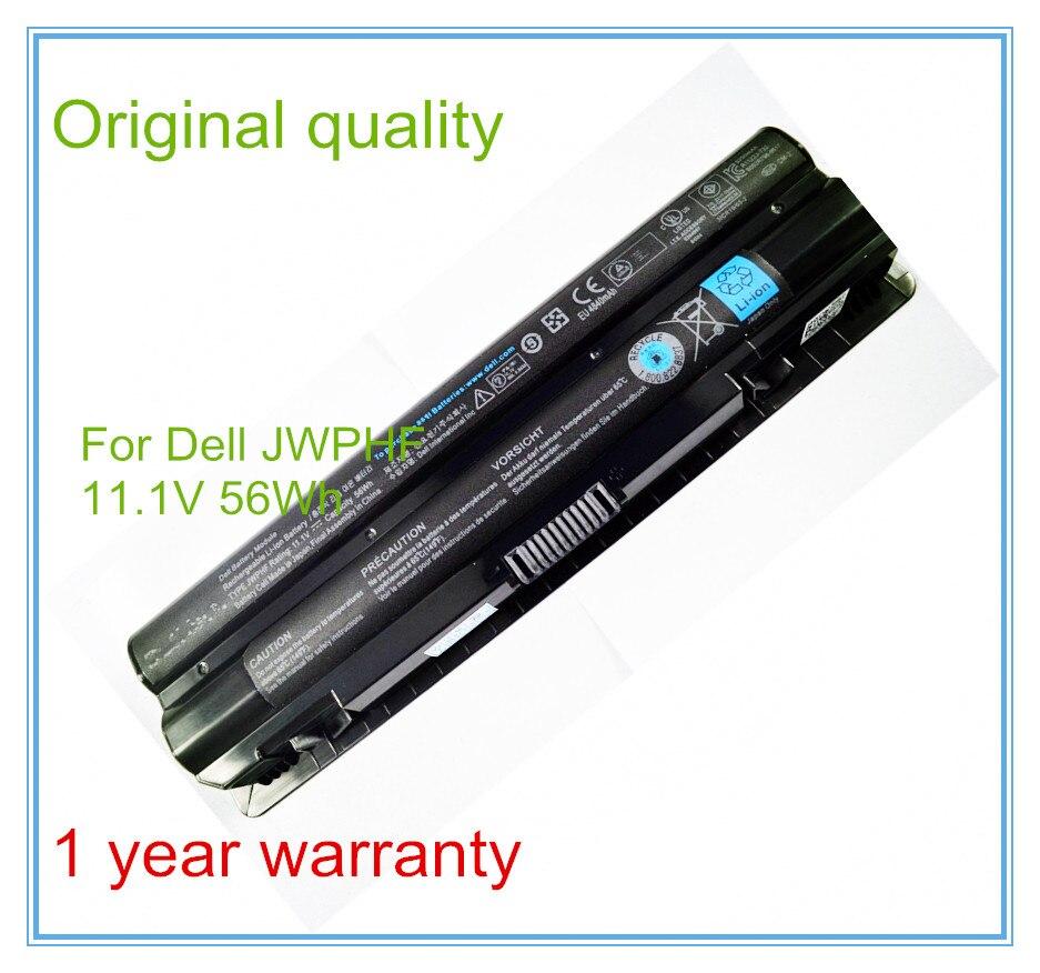 56Wh Original Laptop <font><b>Battery</b></font> JWPHF for XPS 14 XPS 15 L401x L501x L502x L521x 17 L701x 3D <font><b>L702x</b></font> R795X J70W7 WHXY3