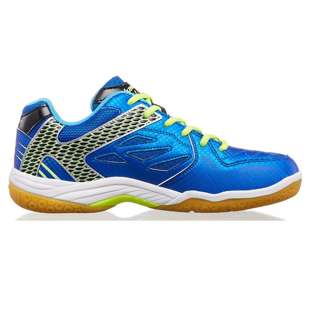 Kawasaki Sneakers chaussures de Badminton professionnelles en caoutchouc résistant à l'usure chaussure de sport de cour intérieure antidérapante pour hommes femmes K-071 - 5