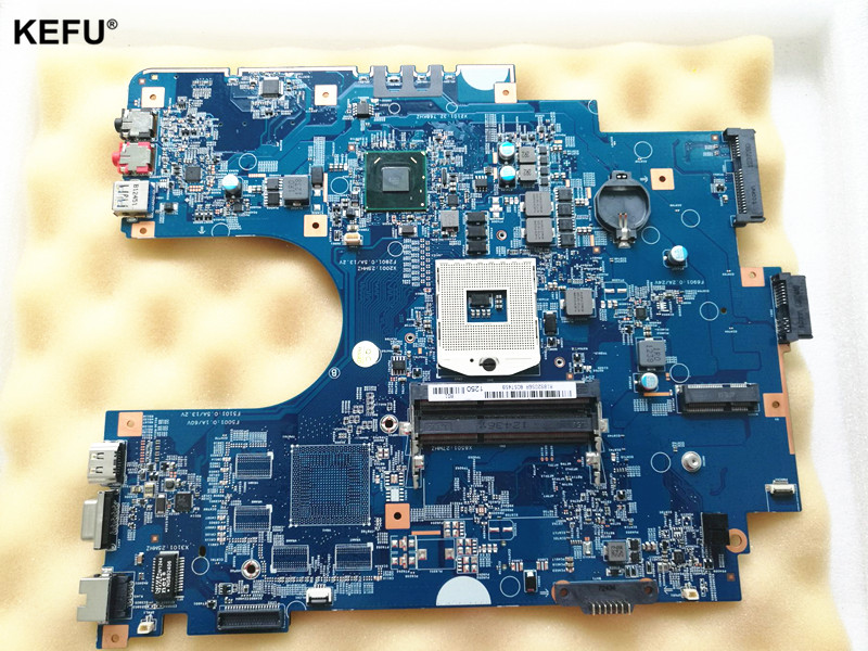 Original NEW , MBX-267 fit for Sony SVE17 Series MBX 267 Z70CR MB S1204-2 48.4MR05.021 Laptop Motherboard HM70 SJTNV mbx 224 m960 laptop motherboard suitable for sony vpceb notebook pc mainboard a1771575a a1771577a hm55 available new