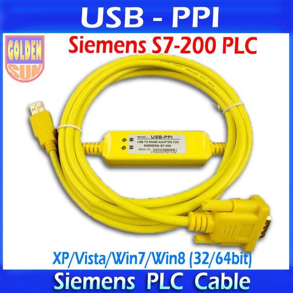 Провод USB/PPI USB RS485 Siemens S7/200