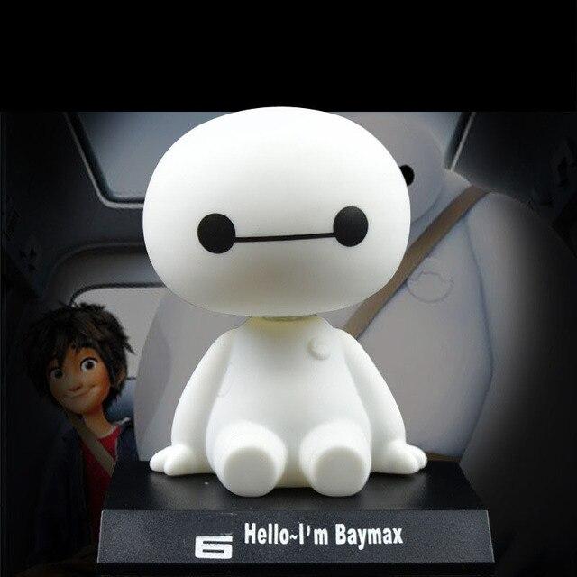 10 cm Grote Hero Baymax figuur speelgoed auto interieur artikelen ...