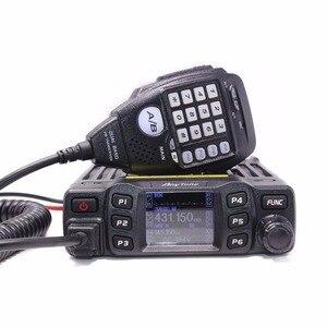 Image 2 - AT 778UV AnyTone VHF Rádio Transceptor Dual Band mini Mobile: 136 174 UHF: 400 480 MHz em Dois Sentidos e Rádio Amador Walkie Talkie Presunto