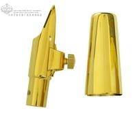 Advanced Henlucky AS Type Series ALTO E Flat Eb SAX Metal Mouthpiece For Saxophone Professional Person