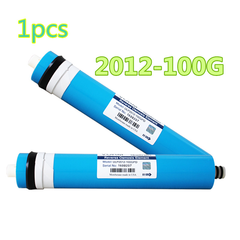 100 gpd reverse osmosis filter Reverse Osmosis Membrane ULP2012-100G Membrane Water Filters Cartridges ro system Filter Membrane 300 gpd water filter ro booster pump for reverse osmosis drinking water