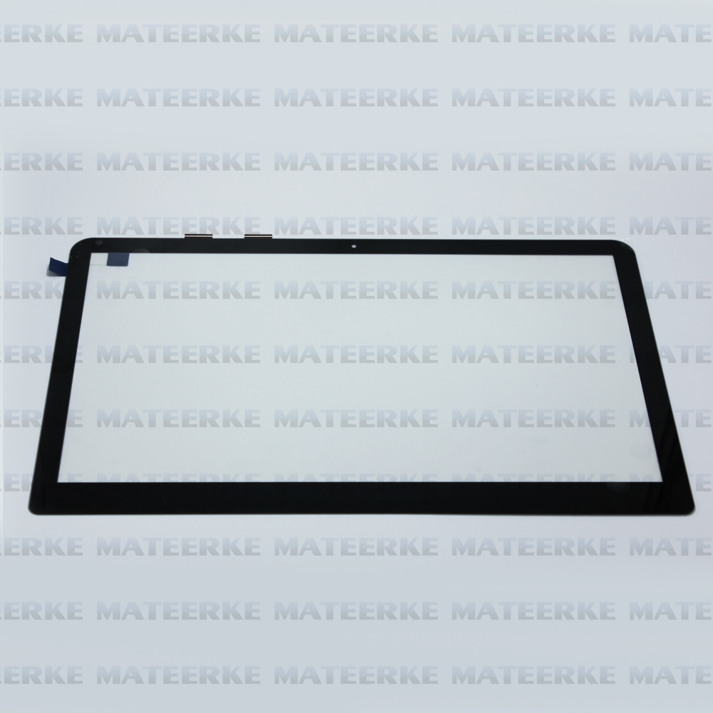 New 15.6 Touch Screen Glass Lens Replacement with digitizer For HP Envy X360 m6-w101dx 15 6 inch touch screen for hp envy x360 15 ar002na touch screen digitizer glass lens panel