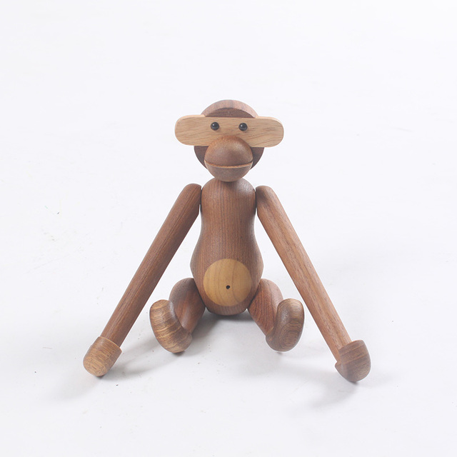 Wooden Monkey by Kay Bojesen 4