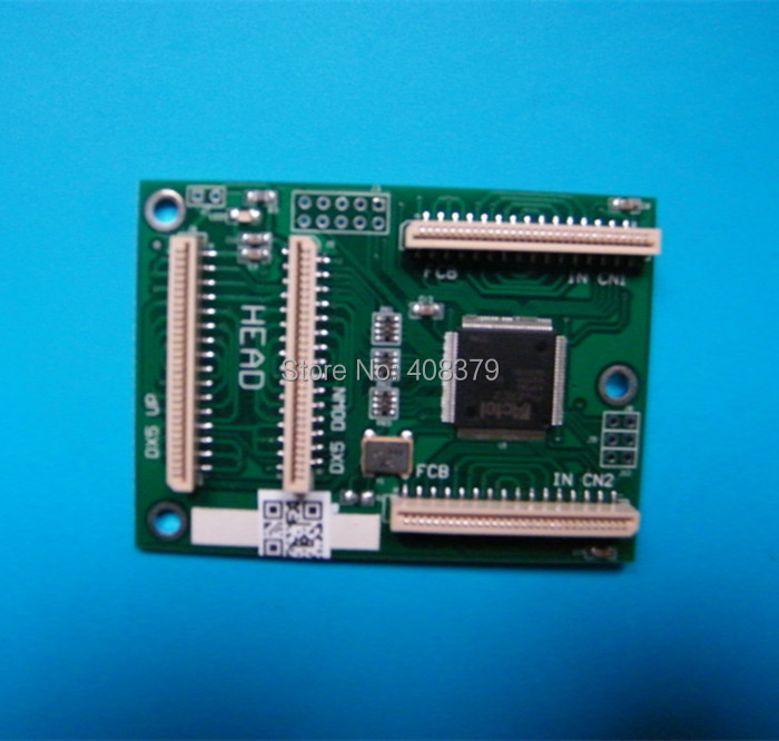 ФОТО DX5 printer head Decryption card for all DX5 wide-format printer model