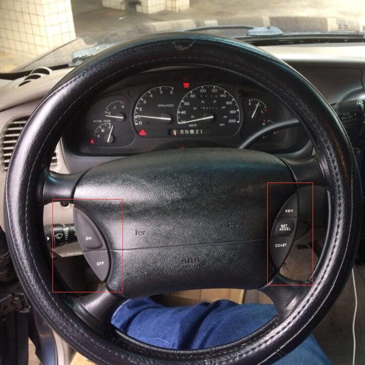 Faroechi Abs Volante Interruttore Di Controllo Di Crociera Sostituzioni Oe # Sw5928 F87z9c888bb Per Ford Explorer Auto Accessori Auto Estremamente Efficiente Nel Preservare Il Calore