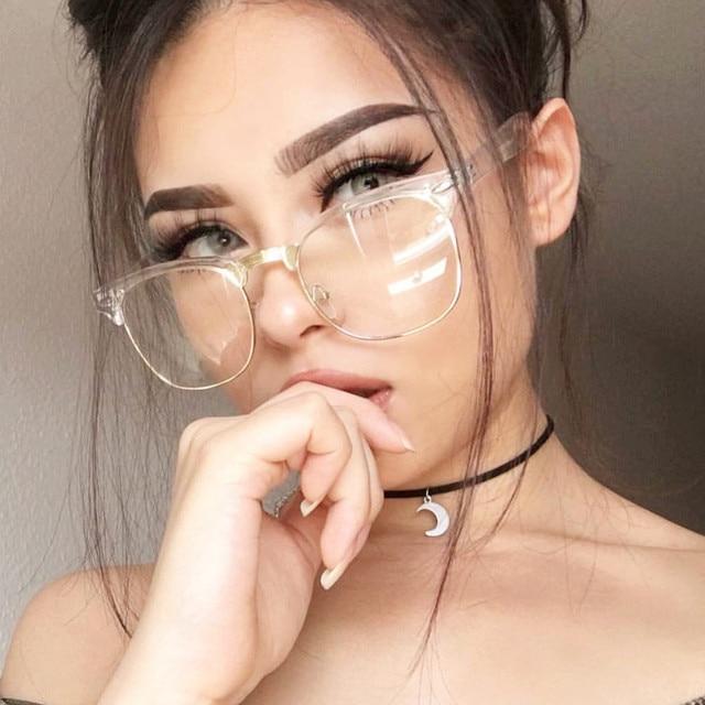 aliexpress buy new 2017 unisex vintage eyeglasses