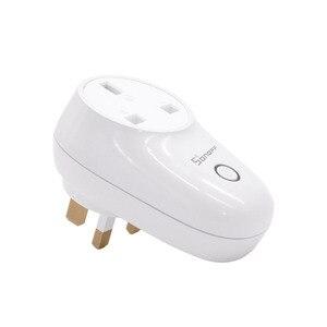 Image 3 - Sonoff S26 inteligentne gniazdo WiFi US/UK/CN/AU/EU bezprzewodowa wtyczka gniazda zasilania Smart domowy przełącznik pracy z Alexa asystent Google IFTTT
