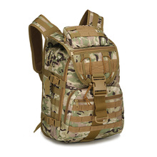 Outdoor Sport Molle 600D Military nylon wearproof Tactical Backpack Camping hiking Rucksack mountaineering climbing Bag
