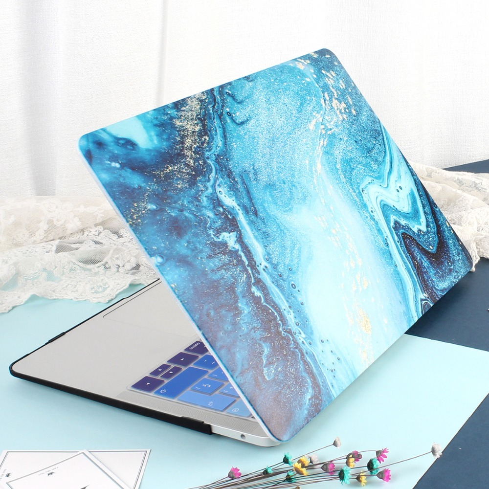 Marble Retina Case for MacBook 156