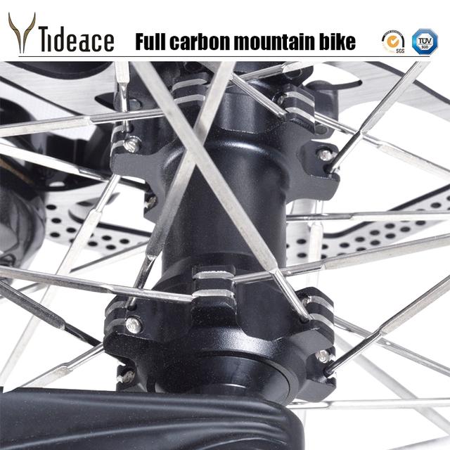 2018 Carbon Fiber MTB Mountain Bike 29er light 33s 30s 11s Speed 29″ Complete mtb Bicycle XT M8000 29er full Mountain Bike