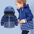 Детские Куртки Для Мальчиков Весна Осень С Капюшоном Мальчиков Верхняя Одежда и Пальто Дети Ветровка Одежда Манто Enfant Гарсон