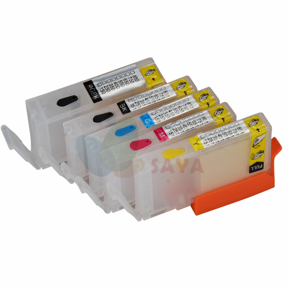 PGI450 Refill Cartridge For Canon PIXMA IP7240 MG5440 MG5540 MG6440 MG6640 MG5640 MX924 MX724 IX6840 printer pgi-450