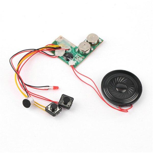 1 st Nieuwe Hoogwaardige 10 secs 10 s Geluid Voice Audio Recordable Recorder Module Chip voor Card Nieuwste