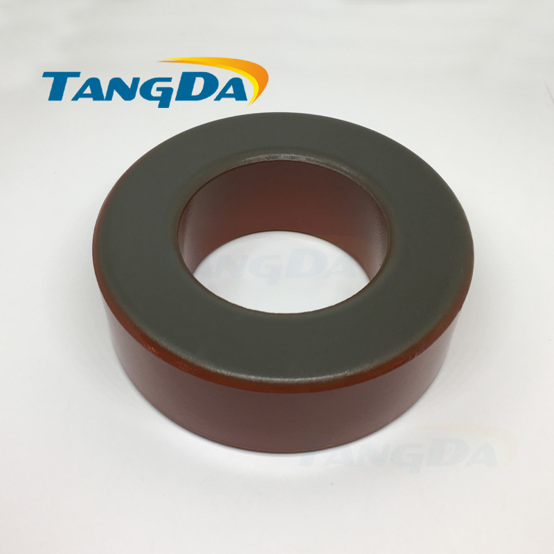 T400 2D Iron powder cores T400-2D OD*ID*HT 102*57*33.5 mm 36nH/N2 10uo Iron dust core Ferrite Toroid Core Coating Red gray AG грипсы kellys kls advancer 2d 133мм кратон гель с заглушками grips kls advancer 2d lime 133 mm