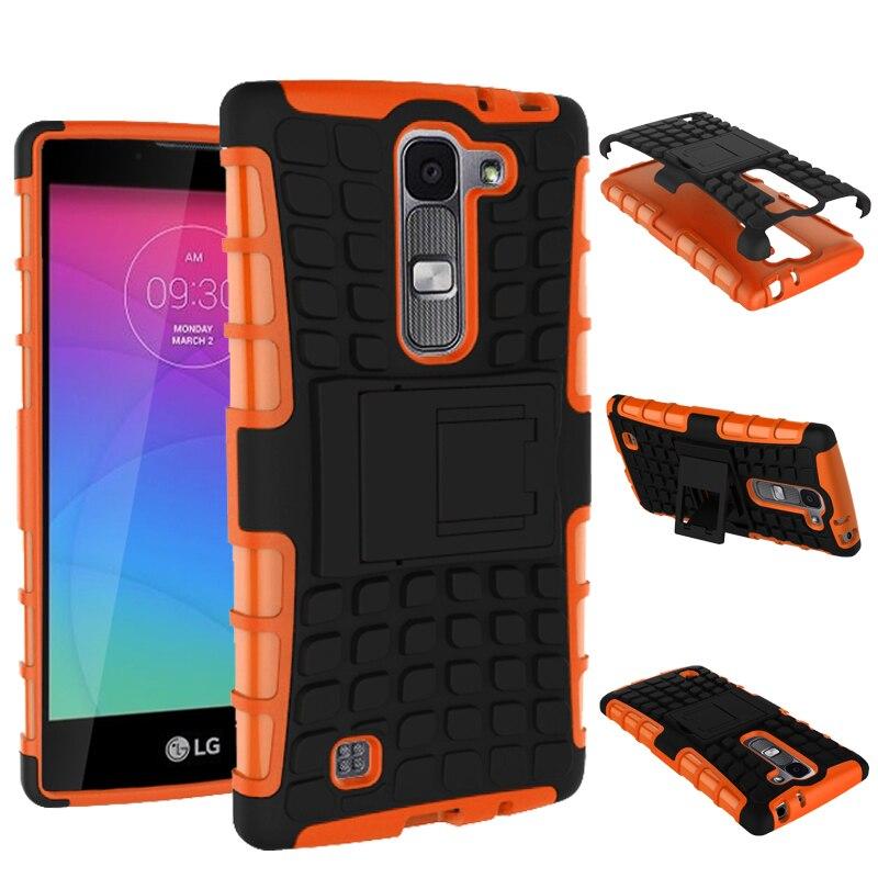 Милые шины зерна Силиконовые флип кино Стенд телефон Чехлы для мангала для LG Magna lg-h502f h500f h522f h520g премьер-плюс Чехол ТПУ полный Корпус