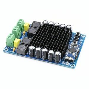 Image 3 - TDA7498 Bluetooth אודיו דיגיטלי מגבר כוח לוח 100W + 100W CSR8635 4.1 גבוהה כוח סטריאו מגבר