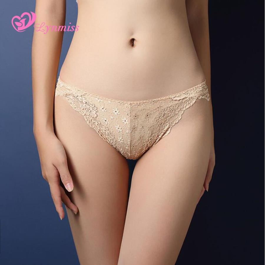 2018 Lynmiss Intimates Women Lace   Panties   Underwear Women Lingerie Slip Sexy Briefs Female Underwear   Panties   Female Lingerie