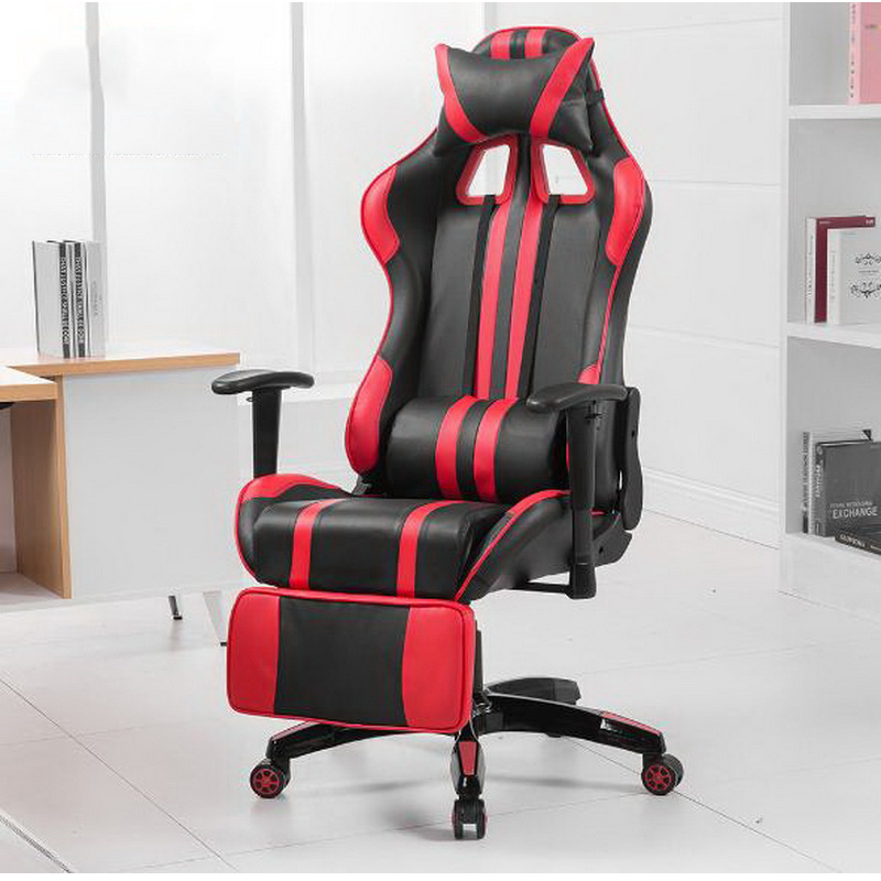 240301/Home gaming chair/Work office chair/360 degree rotation/High quality steel material/Adjustable handrails 240311 high quality pu leather computer chair stereo thicker cushion household office chair steel handrails