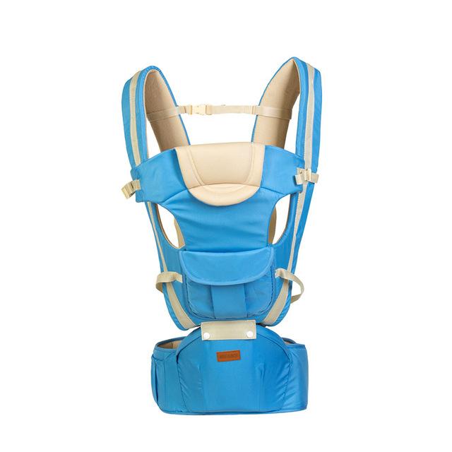 2016 Recém-nascidos Do Bebê Mochilas & Carriers Multifuncional Confortável Portador de bebê Respirável Mochila Canguru Br01 Estilingue Do Bebê Infantil