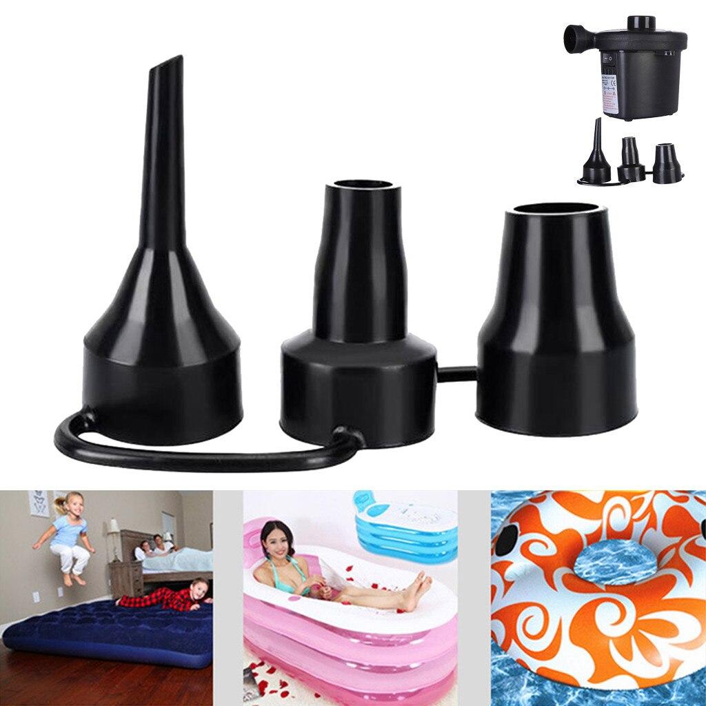 New Plastic Nozzle Pump Nozzle Head Air Inflator Adaptor Replacement Nozzles 3 Sizes Vervang Mondstuk#4
