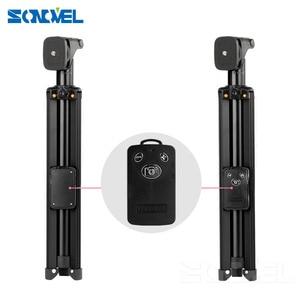 Image 3 - Yunteng 1688 3in1 Bluetooth Remote Shutter Handvat Selfie Stok Mini Tafel Statief Voor Ios Android Iphone Samsung Smartphone
