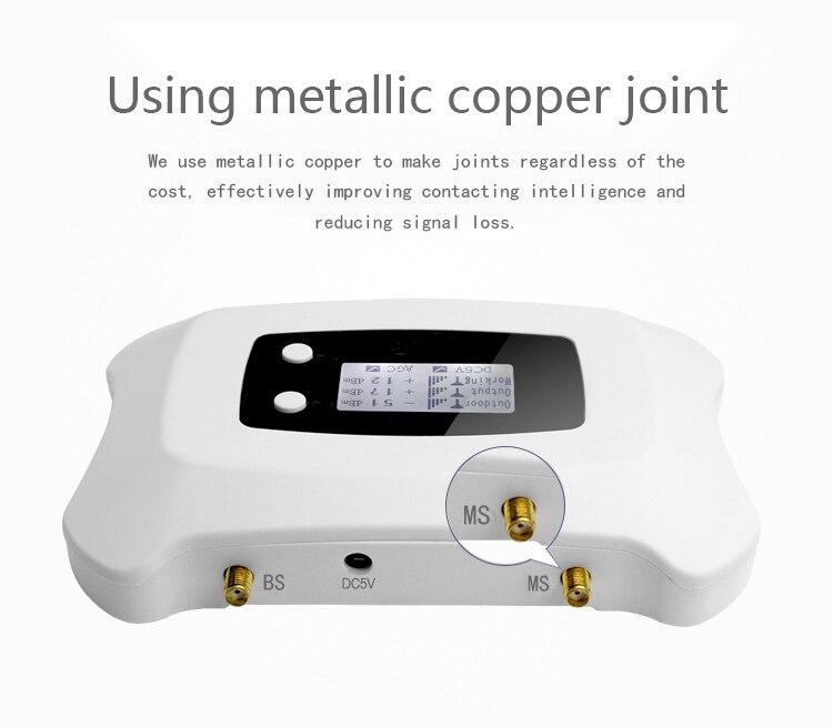 Pour amplificateur 4G 1800 8
