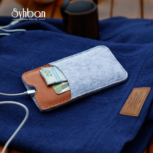 SYHBAN this is 5S 5C SE More Dirt resistant HandBag for iPhone X 7 6Plus wallet