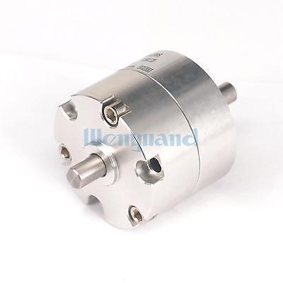 CRB2BW30-270S Rotary Actuator Cylinder Vane Type Double Shaft Single Vane Size 30mm Rotating Angle 270 fxb f3d2x4 enhanced windsock wind vane double frame skeleton
