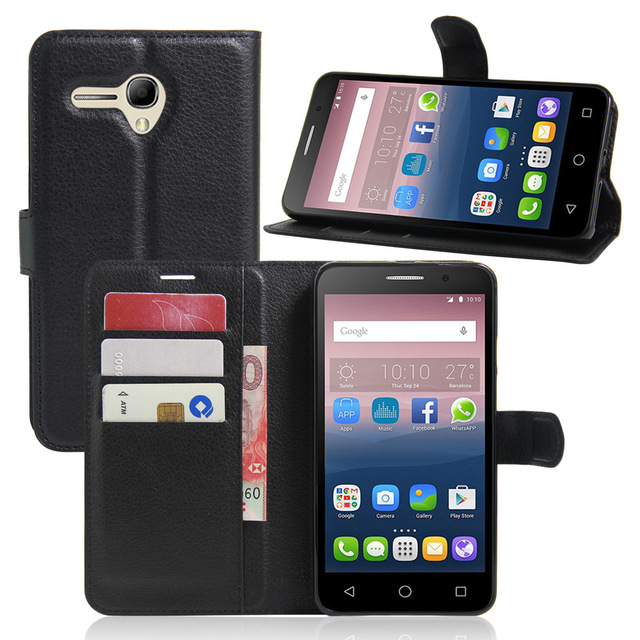 Luxury Phone Carcasa Case For Alcatel One Touch Pop 3 5 5