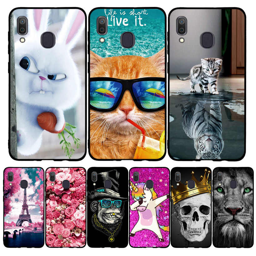 Phone Case for Samsung Galaxy A30 Case Cover for Samsung A70 A40 A20 A10 Case Soft TPU Silicon Cover for Samsung Galaxy A50 Case