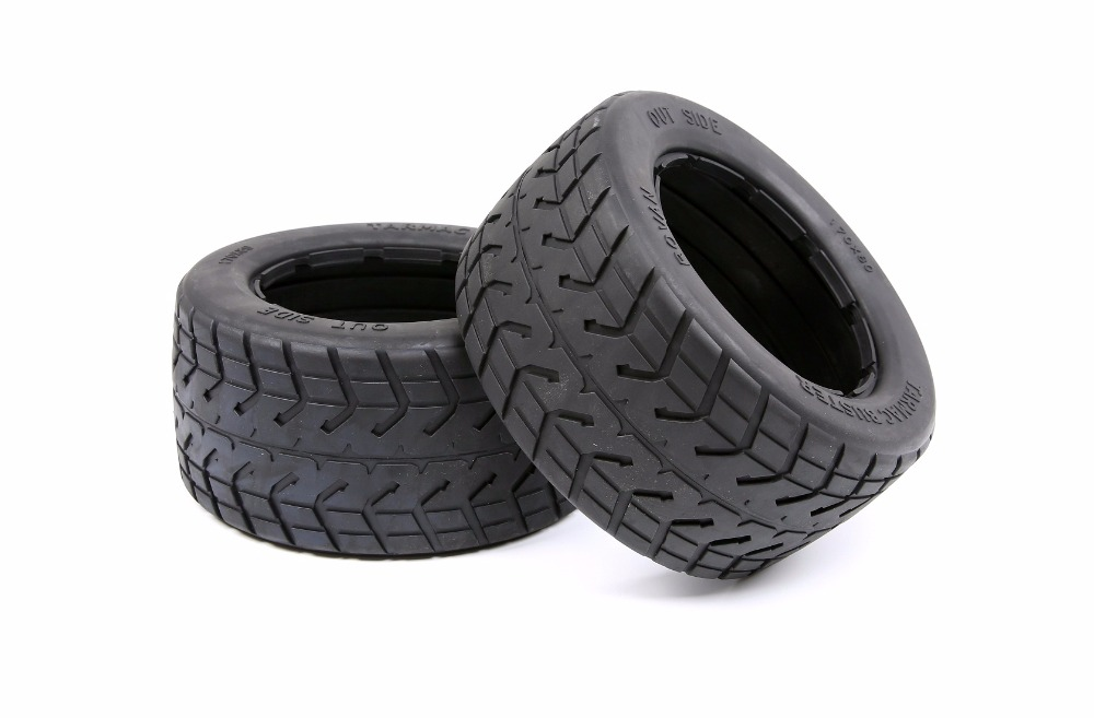 Thickened highway rear tire for 1 5 hpi rovan km baja 5b rc car parts