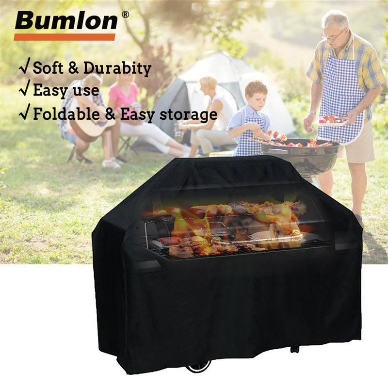 Bbq Cover Grill Waterproof Rain Uv Proof For Heavy Duty