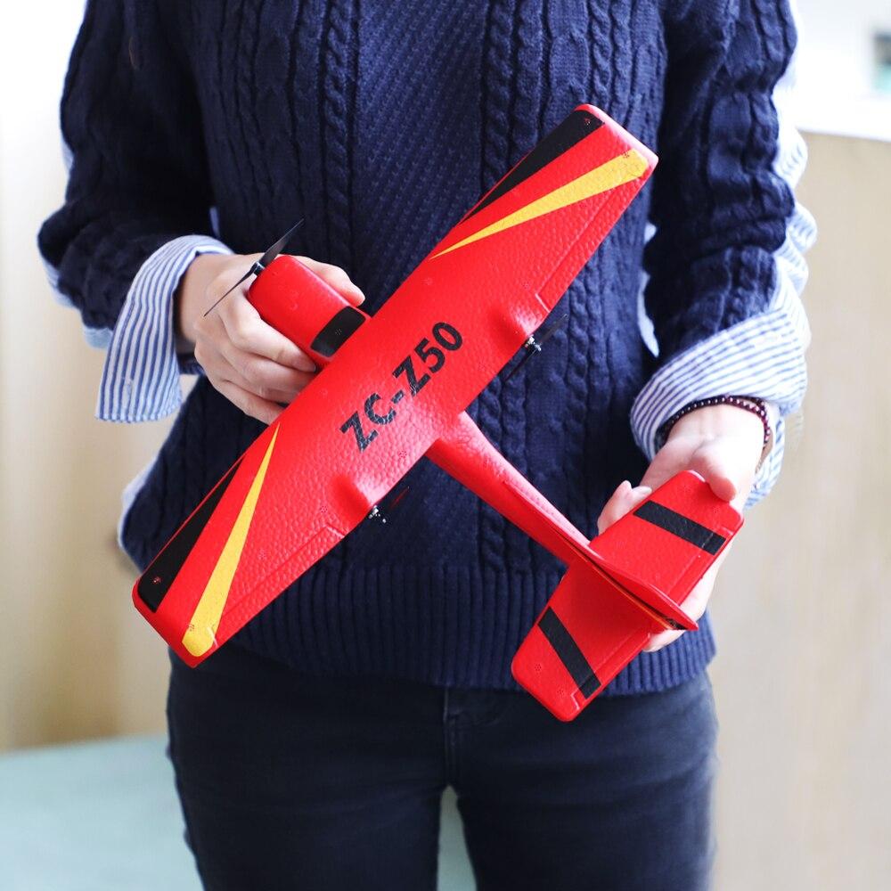 Envergure aile fixe avion télécommandé jouets de plein air avion modèle Rc mousse avion enfants jouets longue Distance