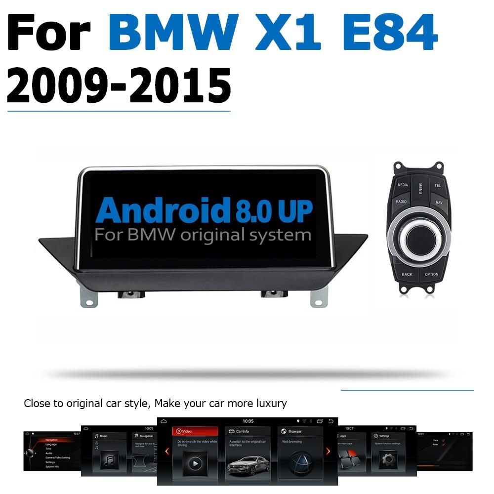 מערכת ניווט GPS DVD לרכב נגן עבור BMW X1 E84 2009 ~ 2015 מערכת אנדרואיד 8.0 עד Autoradio ניווט GPS (1)