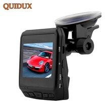 """Quidux Ambarella A12 Full HD 1440 P Видеорегистраторы для автомобилей Камера ADAS Системы супер ночного видения GPS Logger HDR видео Регистраторы 2.3 """"дюймов dashcam"""