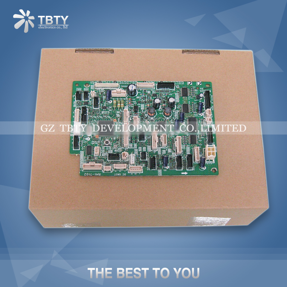 Ptinter DC Board Panel For HP 4555 M4555 M4555MFP 4555MFP HP4555 RM1-7102 DC Controller Board Assembly On Sale ptinter dc board panel for hp m351 m451 m375 m475 351 451 375 475 rm1 8039 dc controller board assembly on sale
