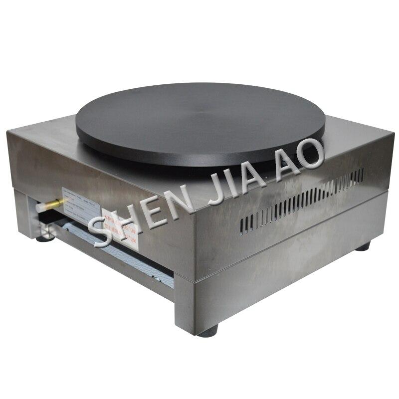Máquina de gofres para uso doméstico, máquina de pan eléctrica a Gas, máquina de hacer crepé FYA-1.R - 4