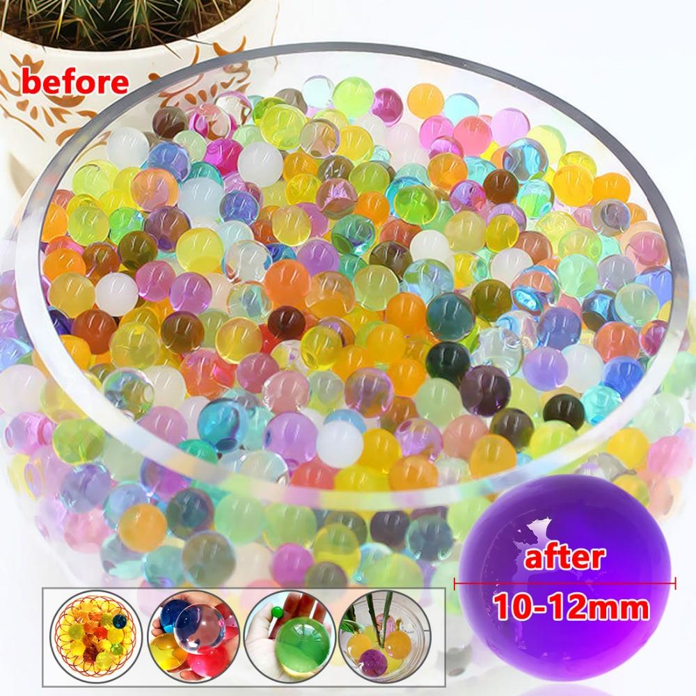 Aliexpress.com : Buy Big Growing Water Balls 50pcs 10 12mm